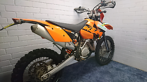 2007 Ktm 525 exc Tamworth Tamworth City Preview