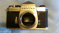 Pentax Spotmatic Reflex Analogica Meccanica Manuale -  - ebay.it