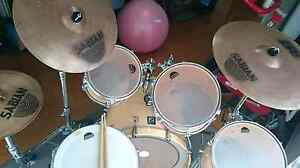 Sonor 5 peice With Sabian Cymbals Peregian Beach Noosa Area Preview