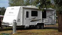 2011 Jayco Sterling Caravan 25 Series Bateau Bay Wyong Area Preview