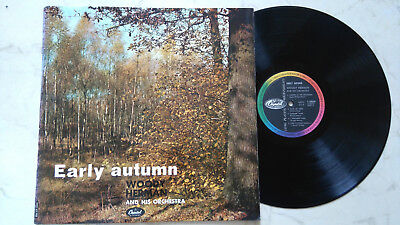 WOODY HERMAN AND HIS ORCHESTRA Early Autumn *ORIGINAL FRENCH FLIPBACKED LP*