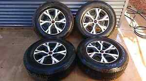 TRD wheels and  tyres Tennant Creek Tennant Creek Area Preview