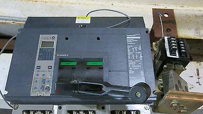 Square D Rja36100cu44a 1000 Amp Circuit Breaker -reconditionedtest Report
