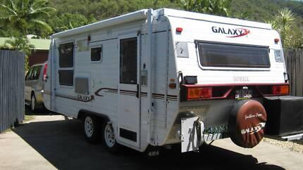 Pop Top Caravan great condition