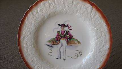 Alfred Meakin Plate Forest Circular Head Preview
