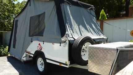 2015 Cub Weekender as new condition