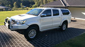 *PRICE DROP* 2012 SR5 Toyota Hilux Dual Cab 4x4 KUN26R Maclean Clarence Valley Preview