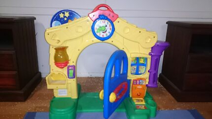 Fisher price laugh and learning home Bellbird Park Ipswich City Preview