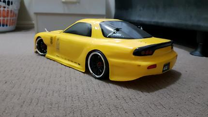 Team Magic E4D MF 1/10 Brushless Rc Drift Car