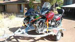 Motorbike transport Perth to Adelaide Lesmurdie Kalamunda Area Preview