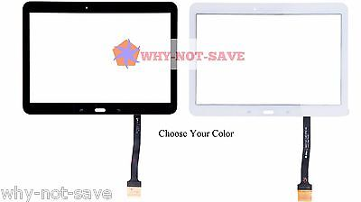 Touch Glass Screen Digitizer Replacement For Samsung Galaxy Tab 4 Sm-t535 Lte 4g