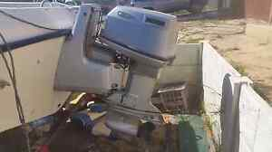 Outboard 140hp with seadrive omc Girrawheen Wanneroo Area Preview
