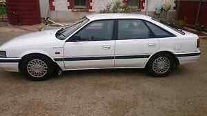 1991 Mazda 626 eclipse Wallaroo Copper Coast Preview