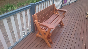 Bench seat/ picnic table Woombye Maroochydore Area Preview