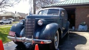 1938 Oldsmobile Straight 8