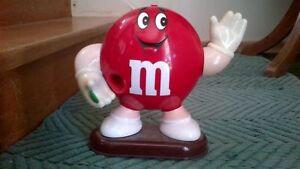 M & M's vintage candy dispenser $20