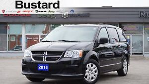 2016 Dodge Grand Caravan SXT | Bluetooth | Stow N' Go