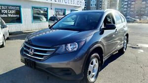 2014 Honda CR-V LX AWD ONE OWNER HEATED SEATS, BACKUP CAMERA, BT