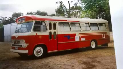 Excellent touring bus or an extra room at the beach or home. Maryborough Central Goldfields Preview