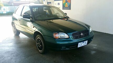 Suzuki 5 speed manual REGO Epping Whittlesea Area Preview