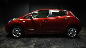 2012 Nissan LEAF SL PUSH TO START! HEATED SEATS! NAVIGATION!...