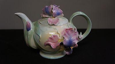 Franz Porcelain Teapot Windswept Beauty FZ00839