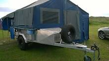 JIMBOOMBA CAMPER TRAILER WITH THE LOT HEAVY DUTY 4X4 OFF ROAD Brisbane City Brisbane North West Preview