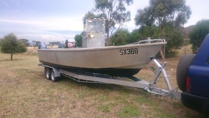 8m aluminum fishing boat 26ft  commercial recreational