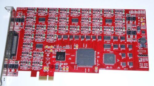 BLASTRONIX INC. PCI-E-32P ver B, High speed 32 bit configurable PCI-Express
