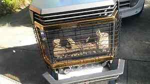 Freestanding Enviro Gas Fake Wood Heater Noble Park North Greater Dandenong Preview