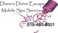 Hiring Aesthetician & Nail Tech for Mobile Spa