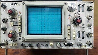 Oscilloscopes Tektronix 475a