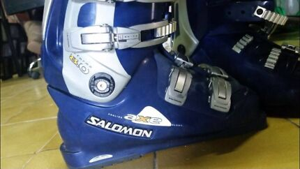 Salomon Prolink Axe Technology ski boots, 26.5 excellent condition Rangeville Toowoomba City Preview