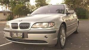 Sliver BMW 325I  E46
