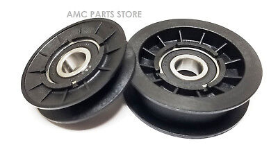 2 Idler Drive Pulley Set Replaces John Deere Sabre Pulley GX20286 and GX20287 for sale  Grants Pass