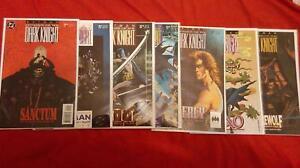 Batman Legends of the Dark Knight 1989 series 7 Comics Carrum Downs Frankston Area Preview