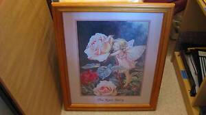 Fairy print in frame Mylor Adelaide Hills Preview