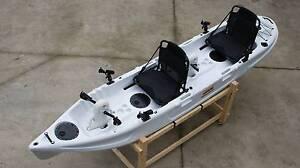 Kings Kraft Pedal Kayak SALE ONLY$1592!! Capalaba Brisbane South East Preview