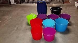 Plastic tubs for sale Lane Cove North Lane Cove Area Preview