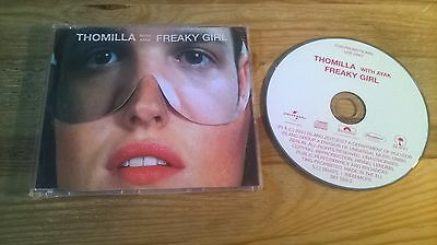 CD Hiphop Thomilla - Freaky Girl (3 Song) Promo UNIVERSAL ISLAND sc ()