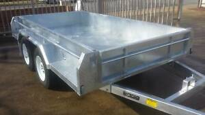 New 10x5 Galvanised Trailer Hindmarsh Charles Sturt Area Preview
