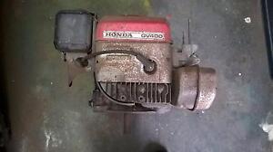 honda motor, not running! New Town Hobart City Preview