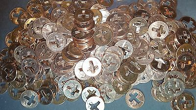 1000 Cross Penny's for Christian Ministries + Punch out's