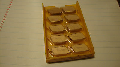 Kennametal Indexable Carbide Inserts Kc850  10