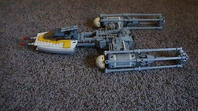 Lego star wars y-wing star fighter 75172. Used. Excellent condition .