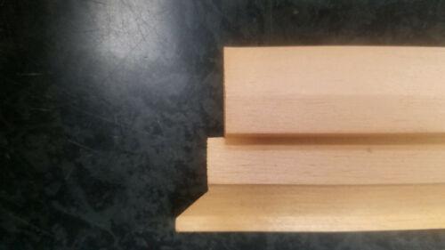 Andersen primed wood casement interior sill stop 0503808 0503812