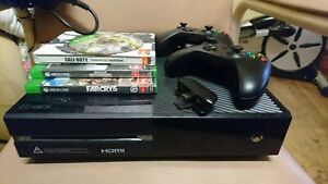 Xbox one 500gb with everything plus extras