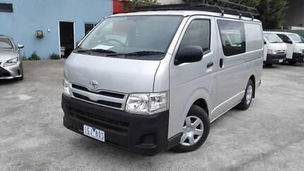 2013 Toyota Hiace Van/Minivan T DIESIL