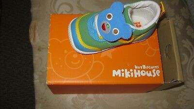 MIKI HOUSE BABY & TODDLER SHOE12.5CM(us6.)- ALL BRAND NEW & GREAT -JUST REDUCED