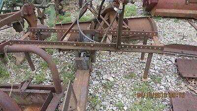 3pt Tractor Hydraulic Wood Log Splitter